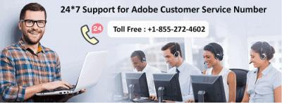 Adobe Technical Support Phone Number