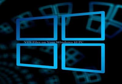 How to Open VFS Files on Your Windows 10 PC - norton.com/setup
