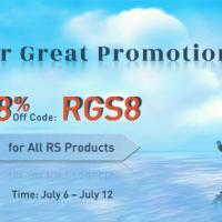 Welcome to join RS3gold 8% off runescape selling gold until July