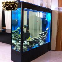 Cửa hàng bể cá cảnh độc đáo tại Hà Nội