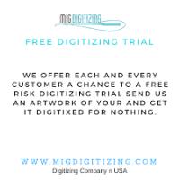 MIG Digitizing