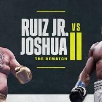 Anthony Joshua vs Andy Ruiz rematch