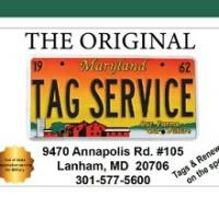 Maryland Tag Services