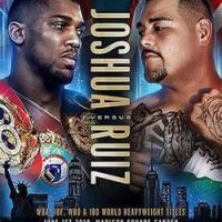 Joshua vs Ruiz 2