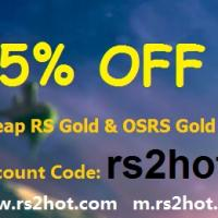 Buy cheap RS3 / RS07 gold & account with 5% disocunt