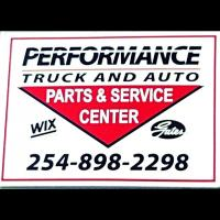 Performance Truck and Auto Parts & Service Center