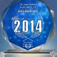 Dr. Jane Bolton, PsyD, LMFT, CC