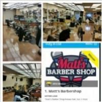 Matt's Barber Shop