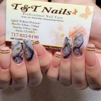 T&T Nails Spa Pedicure