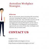Australian Workplace Strategies