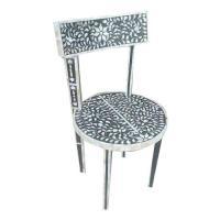 Bone inlay Chair furnitures in USA