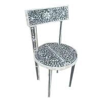 Bone inlay Chair furnitures in USA