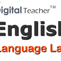 English language lab / Digital Teacher