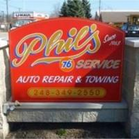 Phil's 76 Service Inc.