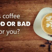 The Good And Bad About Coffee