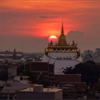 Wat Saket – The Golden Mountain Bangkok