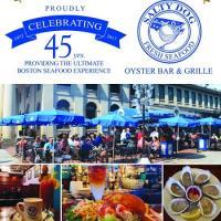 Salty Dog Seafood Grille & Bar