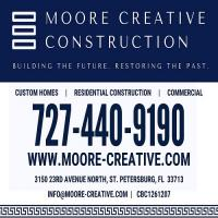 Moore Creative Construction, LLC   Home Remodeling