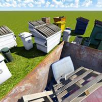 Bakersfield Dumpster Rental