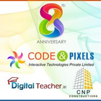 IETM Services Provider / Code and Pixels