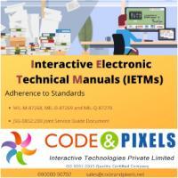 IETM Services Provider Code and Pixels