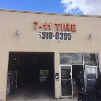 7-11 Tire