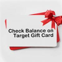 There Is Best Way to Check Gift Card Balance Target