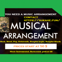 Online Music And Song Arrangement Services