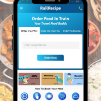 RailRecipe App