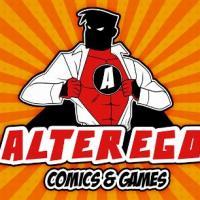 Alter Ego Comics & Games