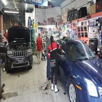 Francis Sound Car Renovation