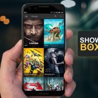 Install Showbox apk 2021.