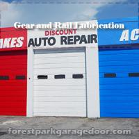 Forest Park Garage Door