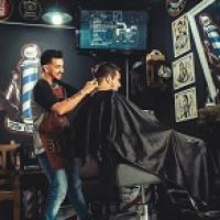 Cuttin-Up Barber Shop