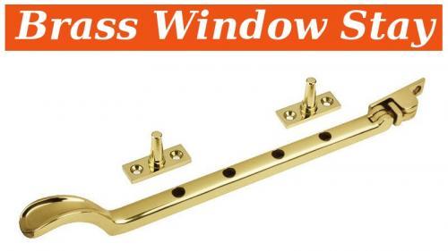 Brass Window Stay Suppliers