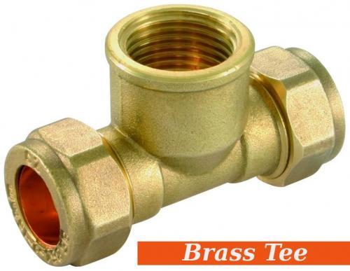 Brass Tee Manufacturers