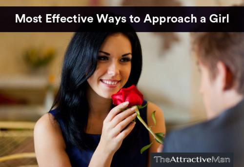 Most Effective Ways to Approach a Girl