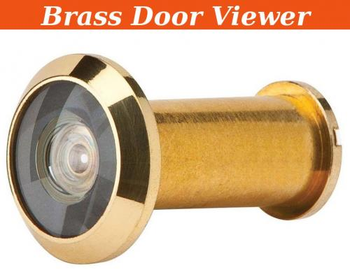 Brass Door Viewer Suppliers