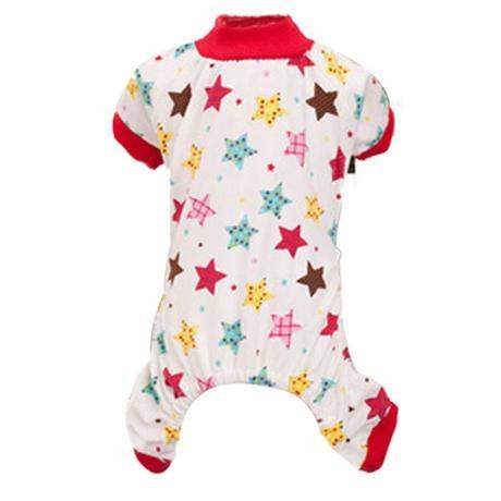 Star Dog and Puppy Pajamas