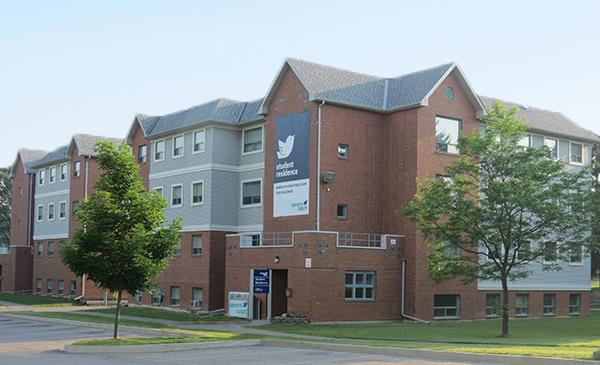 Severn Court Student Residence cover