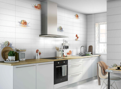 Kitchen Tiles With Attractive Design