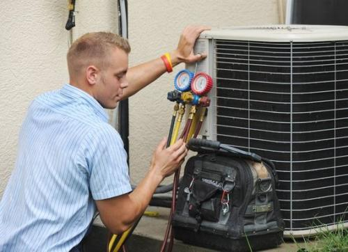 AC Gas Filling Service in Hyderabad