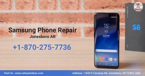 Samsung Phone Repair in Jonesboro ar | 1-870-275-7736