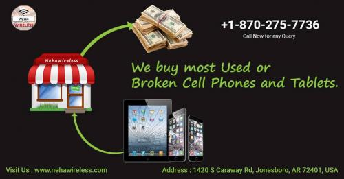 Buy Used Cell Phones In Jonesboro Ar | +1-870-275-7736