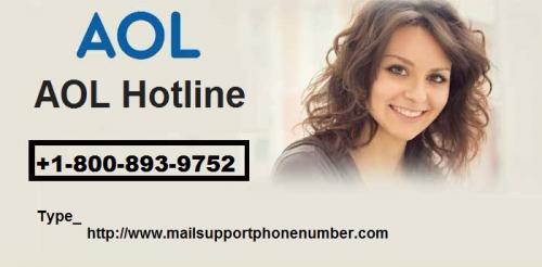 AOL Hotline +1-800-893-9752