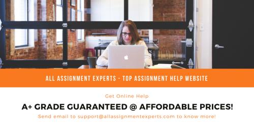 All Assignment Experts - Best Assignment Help Website