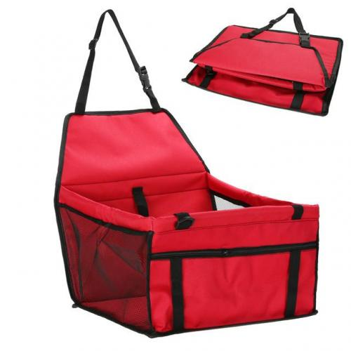 Pet Safety Carrier Car Seat With Pad for Dog Cat and Puppy