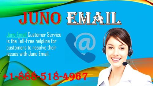 Use Juno email customer support number +1-888-518-4967