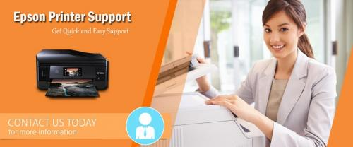 Contact us To resolve any issue with Epson Printer
