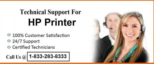 HP Printer Customer Service 1-833-283-8333 Number- For Printing Problem
